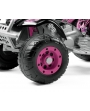 Quad-eletrico-Corral-T-Rex-Pink-OR0073-Peg-Perego-Agridiver