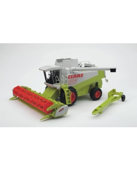 Cosechadora Claas Lexion 480 Harvester-02120-Bruder-Agridiver