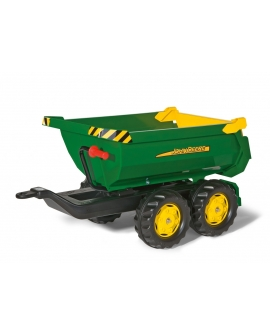 Reboque Rollyhalfpipe John Deere-122165-Rolly Toys-Agridiver-