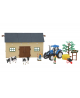 Set de granja 1 con tractor New Holland T5.120