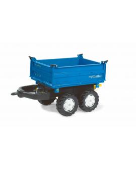 Reboque  Megatrailer azul
