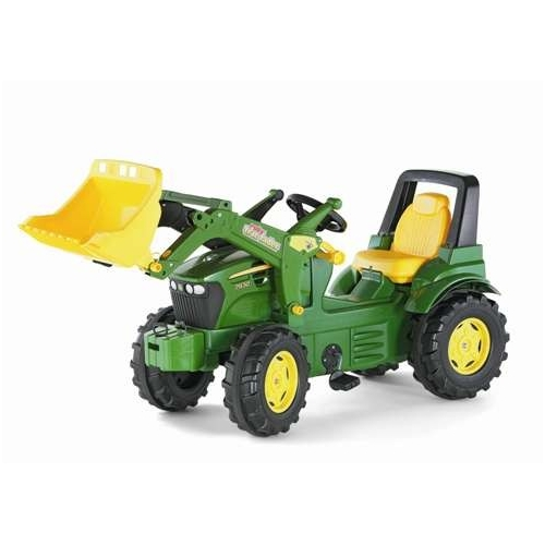 Trator-a-pedais-John-Deere-7930-pa-710027-Rolly toys-Agridiver