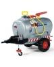 Cisterna Rollytanker com bomba e bico