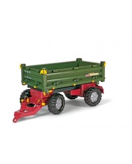 Reboque-brinquedo-Multitrailer-125005-RollyToys-verde