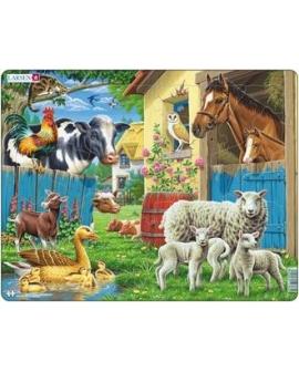 Quebra-cabeça-animais-fazenda-FH23-rodatoys-agridiver